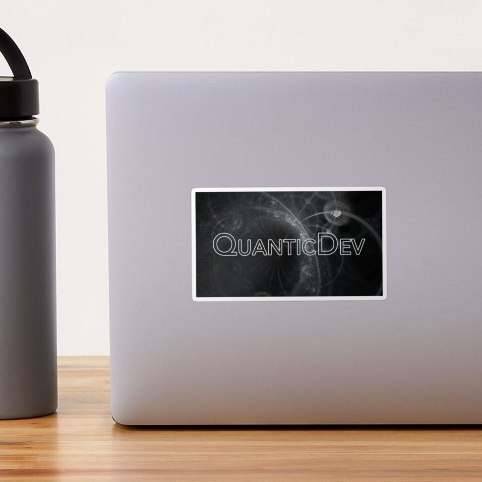 QuanticDev Sticker